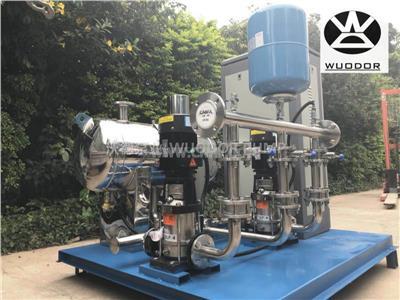 沃德小区二次供水设备无负压供水设备恒压供(IQ-CDLF40-120)