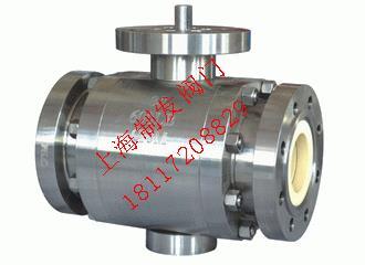 Q341TC-16P美標高壓陶瓷球閥