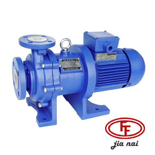 CQB50-32-125F型氟塑料磁力泵