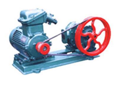 LC型高粘度罗茨转子泵