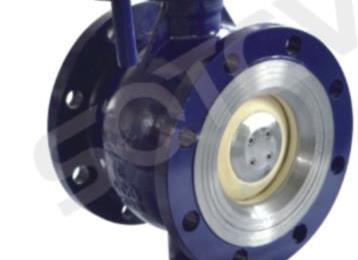 气动陶瓷半球阀
