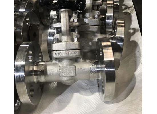 Z41Y-900LB美標鍛不銹鋼閘閥