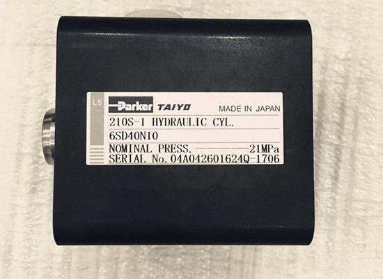 TAIYO薄形油缸210S-1 6SD40N10