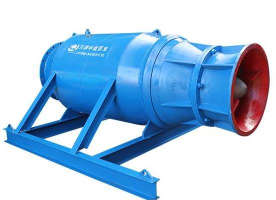 QZB大流量潜水轴流泵 农用潜水大流量轴流泵厂家