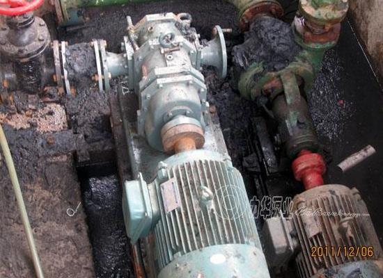力华超浓稠污泥泵-高压力浓浆泵
