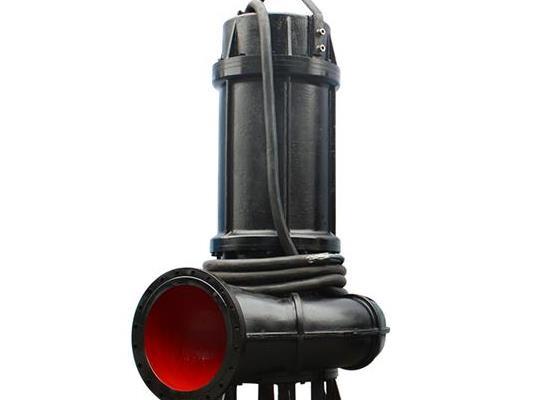 污水处理泵WQ大流量潜水污水泵 潜污泵生产厂家 出厂批发价