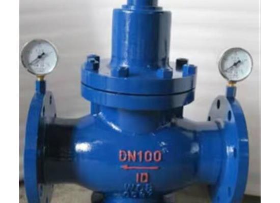 Y416X型直接作用弹簧薄膜式减压阀产品概述