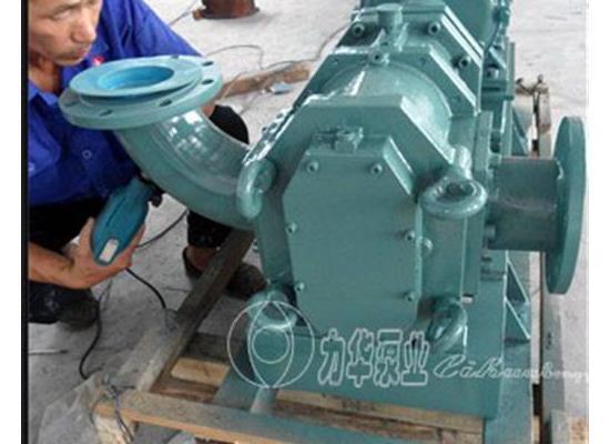 高濃度雜質泵-力華酒糟污泥泵