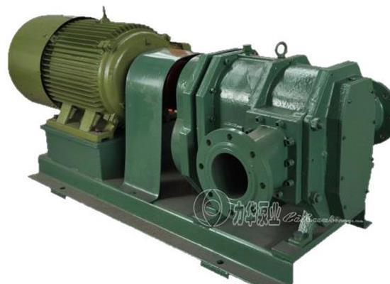 力华高压力浓浆泵-吸污泵
