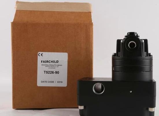 T5226-90电气转换器 美国FAIRCHILD调压阀