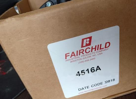 4516A 调压阀 美国仙童FAIRCHILD气动容积增压器