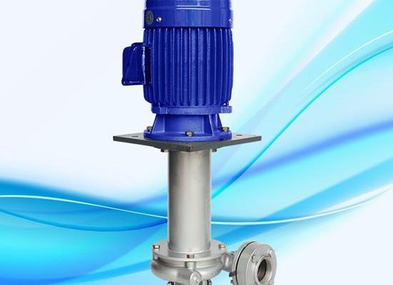不銹鋼立式泵SUS316材質耐酸堿耐高溫