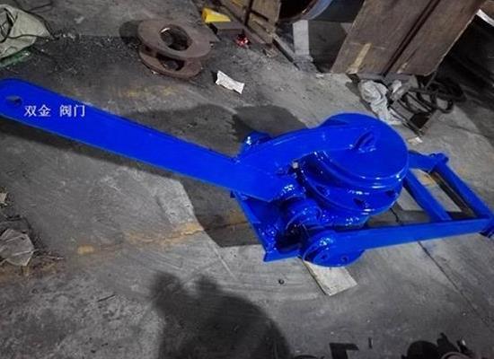 F65X重锤式除尘放散阀厂家双金阀门供应
