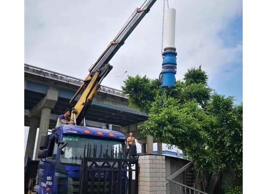 ZLQSH潜水轴流泵厂家 应急暂时排水 厂家直销