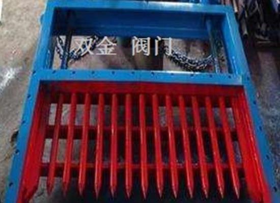 LB-I LB-II气动棒条闸门  棒条阀厂家供应