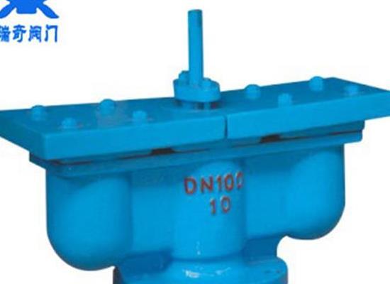 双口排气阀QB2(p2)