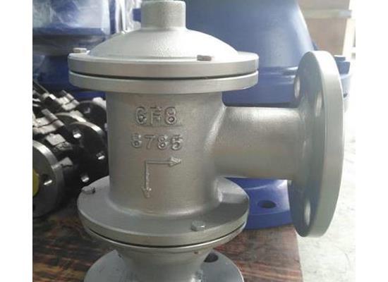 带回收接管呼吸阀DN40-200厂家优惠出售
