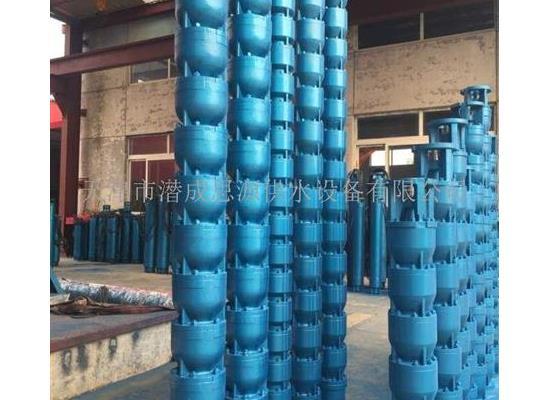 天津用的住的热水温泉井用泵,37KW温泉泵潜成专业生产