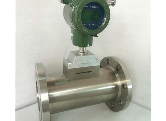广州大卓天然气WLQ智能气体涡轮流量计实验室专用气体流量计