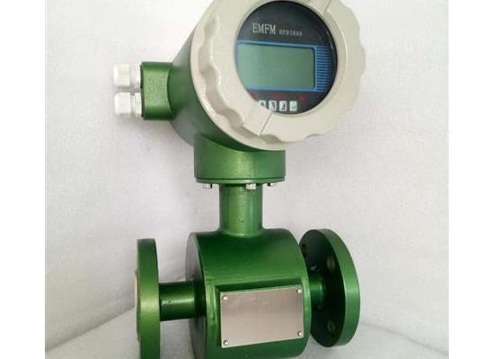 厂家直供智能型防腐电磁流量计DCG环保型生活工业排污水