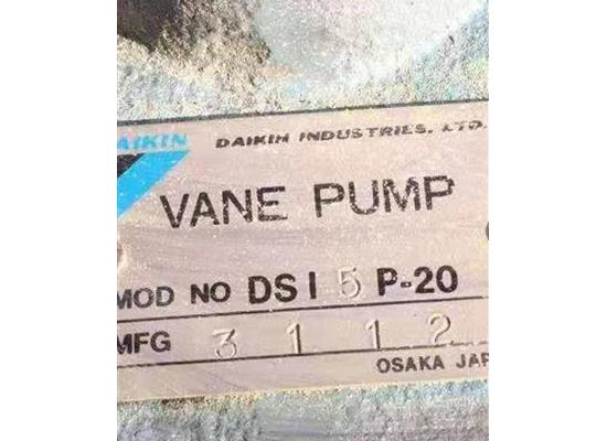 DSI5P-20油泵VANE PUMP日本DAIKIN叶片泵