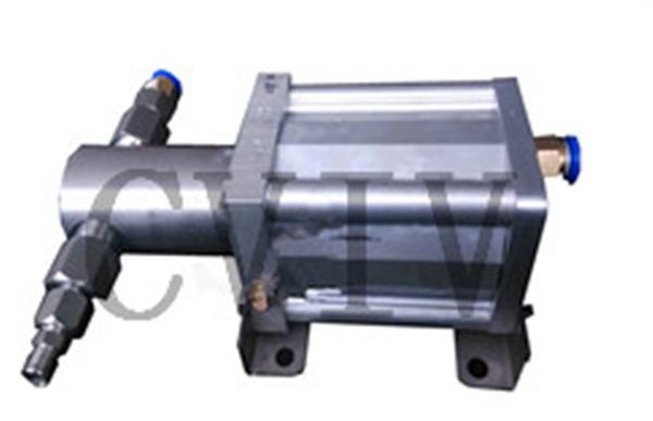微型气液增压泵
