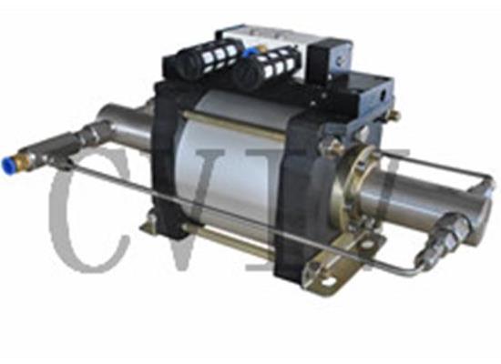 思宇流体产品资讯:氢气瓶压力不够增压泵增压