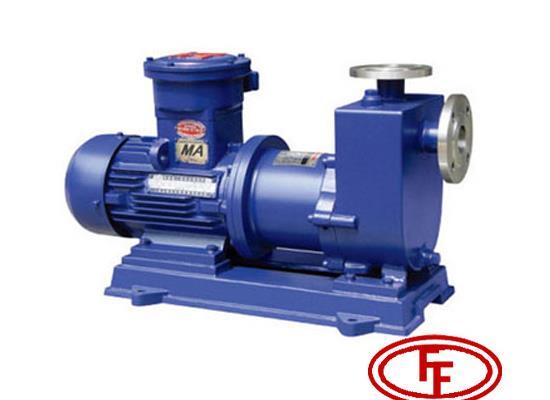 ZCQ50-40-160自吸式不锈钢磁力泵