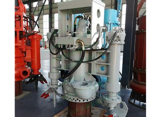 挖掘机液压搅拌渣浆泵 耐磨排渣泵