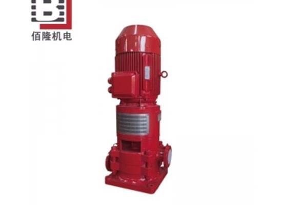 佰隆XBD-DL型立式多级消防泵_佰隆水泵