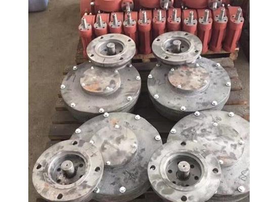 供应QDX3-6蝶阀、闸阀、球阀传动单级蜗轮箱 球墨铸铁蜗轮