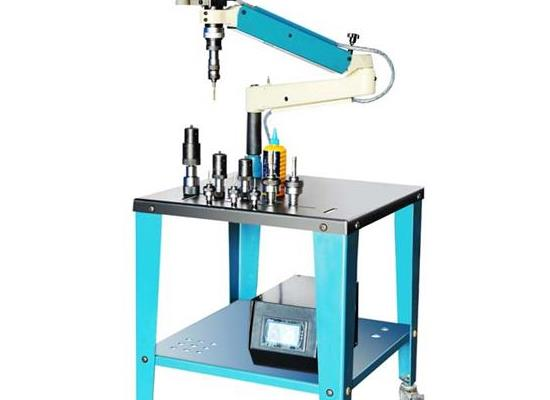 山东优科精流DI-H-M16型电动垂直A型攻丝机