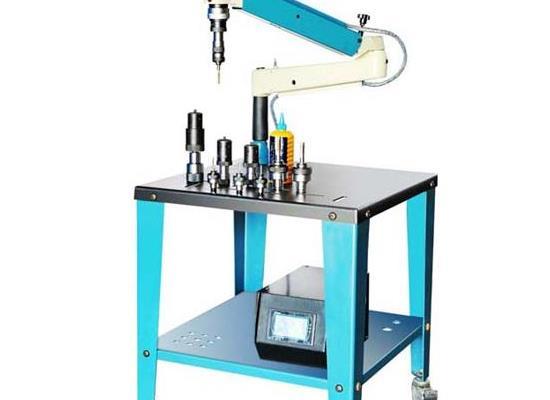 山东优科精流DI-H-M12型电动垂直A型攻丝机