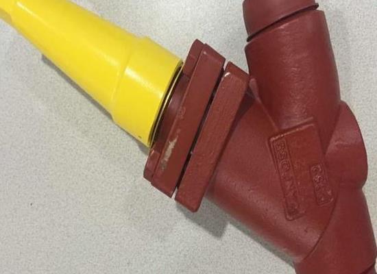 丹佛斯牌REG10-25,REG32-40-65型手动节流阀
