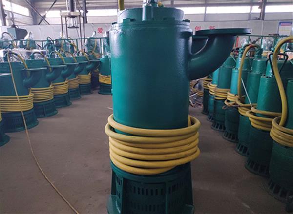 矿用高扬程防爆污泥泵BQS30-170/2-45/N