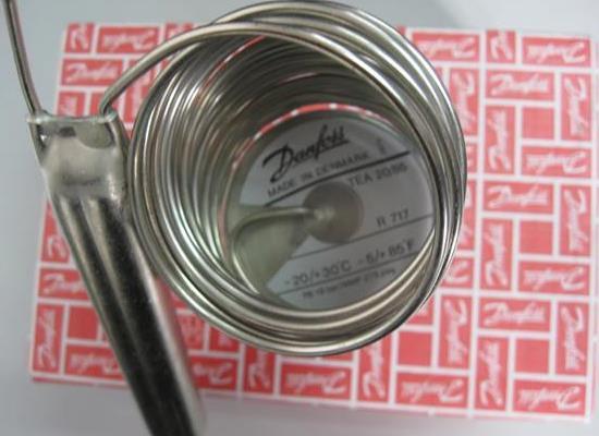 丹佛斯TEA20-TEA85-068G3250氨用热力膨胀阀