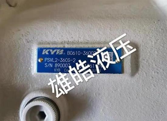 PSVD2-21E-13日本产KYB液压泵特价销售