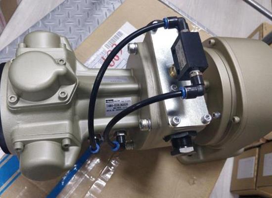 TAIYO太阳铁工带减速机气动马达TAM4-015LG020