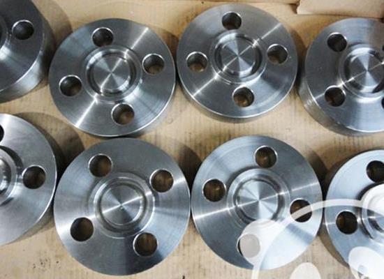 供S31254 254SMO超级不锈钢法兰及加工件订制