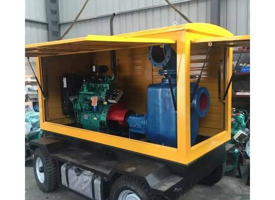 厂家供应销售移动式柴油机水泵
