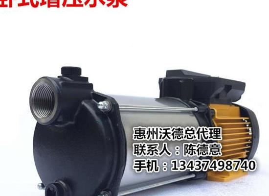 Prisma15 4M原装进口ESPA亚士霸不锈钢泵