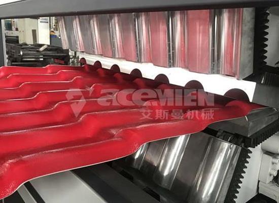 树脂瓦设备价格、合成树脂瓦设备