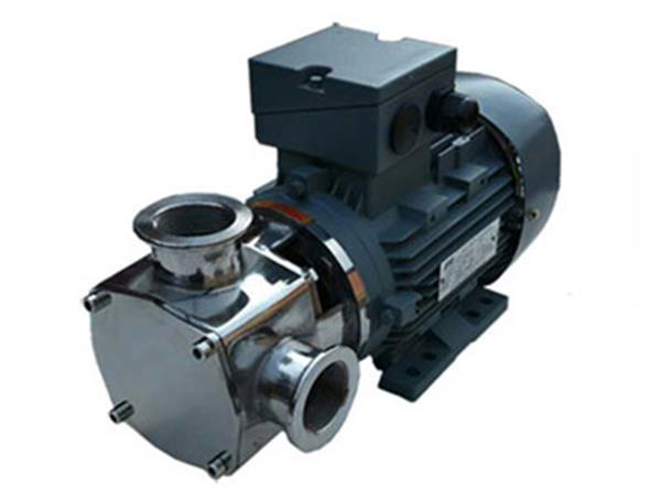不锈钢柔性转子泵(HDRBH)