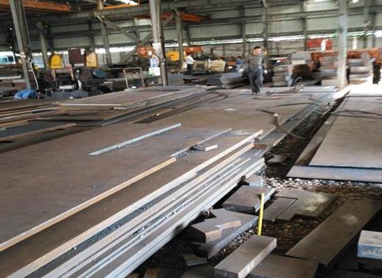 高强度耐磨板NM450钢材-舞钢中板现货商