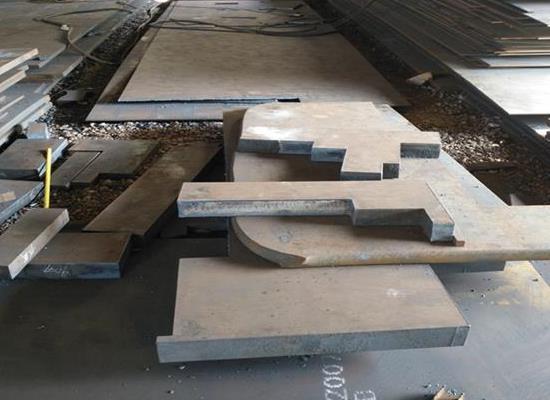 代理宝钢高强度耐磨板NM400材质-规格齐全