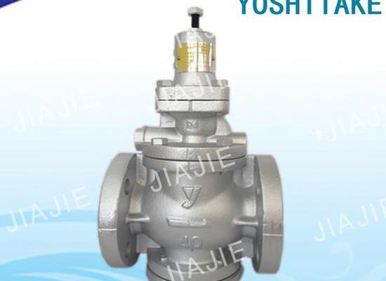 日本YOSHITAKE先导活塞式蒸汽减压阀GP-1000