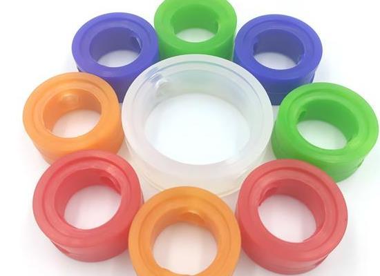 上海厂家直供 硅橡胶阀座 流体设备专门 多色可选 可定制橡胶