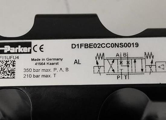 D1FBE02CC0NS0019/Parker派克/比例阀