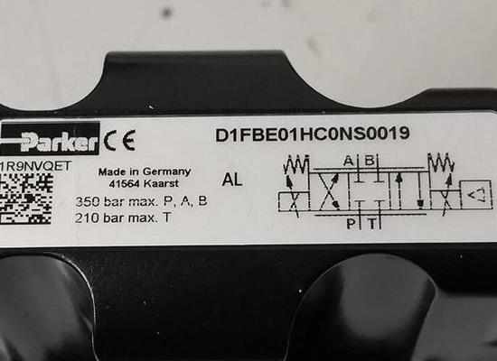 D1FBE01HC0NS0019/Parker派克/比例阀