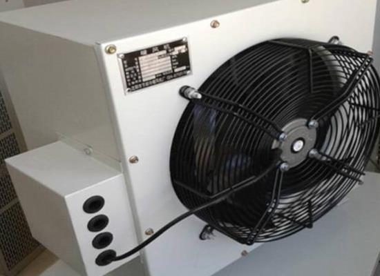 8Q蒸汽加热暖风机,蒸汽暖风机安装图